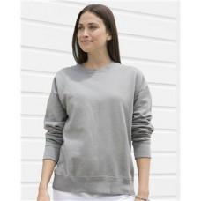 Garment Dyed Crewneck Sweatshirt