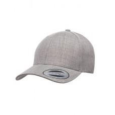 Premium Curved Visor Snapback Cap