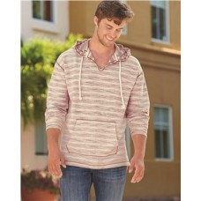 Baja French Terry Hooded Pullover