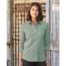 Vintage Stretch Brushed Oxford Women's Shirt