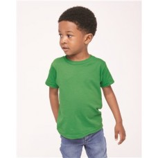 Toddler Fine Jersey Short Sleeve T-Shirt