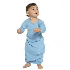 Infant Baby Rib Long Sleeve Grown
