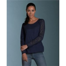 Kristi Crochet Long Sleeve