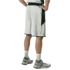 Adult Single Ply Reversible Basketball Shorts