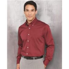 Long Sleeve Baby Twill Shirt