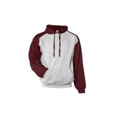 Athletic Fleece Sport Hooded Sweatshirt